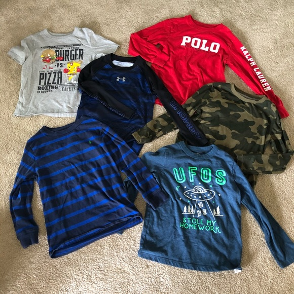 Polo by Ralph Lauren Other - Boys shirt lot